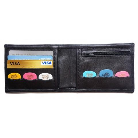 WALLET PICK-HOLDER BLACK